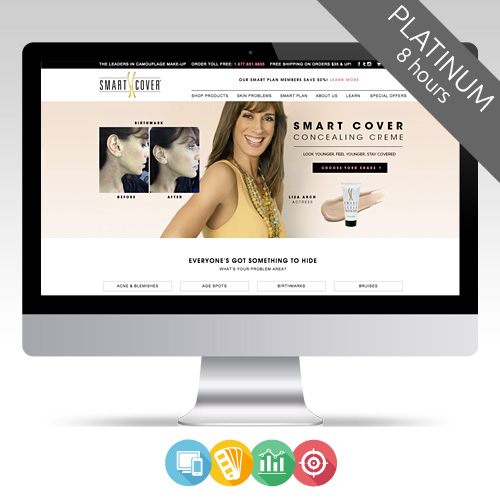 Platinum Total Web Package Screenshot