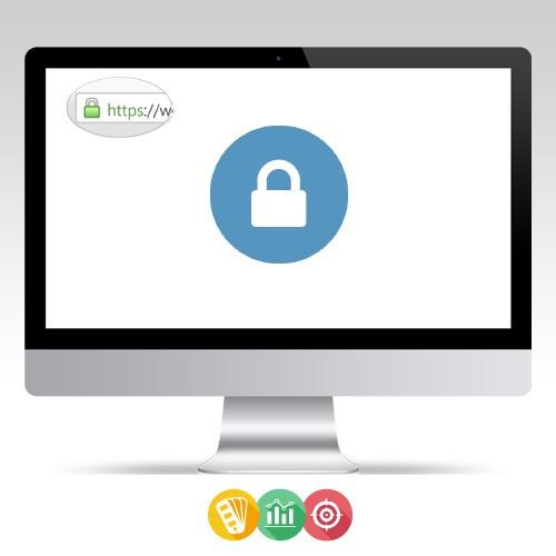 SSL cert install