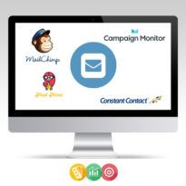 Email Newsletter Design Service Product Image